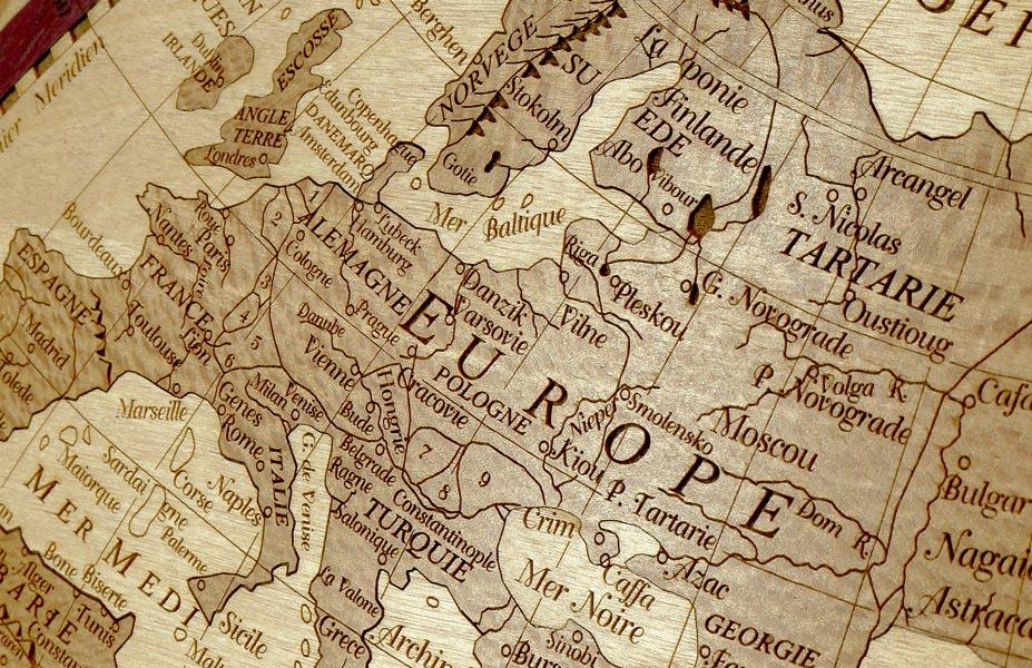 europe 1684
