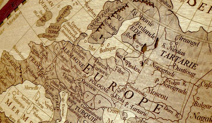 planisphere monde 1684