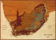 carte marqueterie afrique du sud